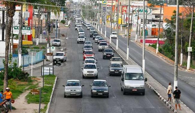 O número de brasileiros que pretendem viajar de carro aumentou 20% - Foto: Margarida Neide | Ag. A TARDE