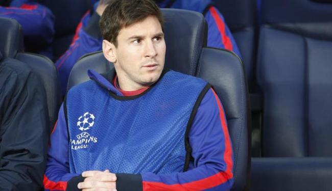 Messi e seu pai foram acusados de terem sonegado mais de 4 milhões de euros - Foto: Emilio Morenatti / Agência AP