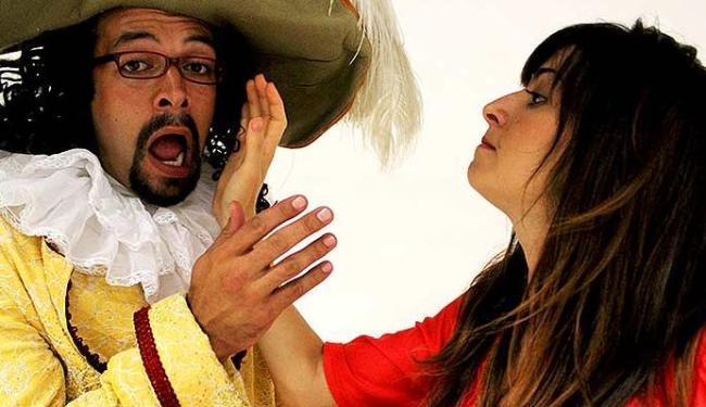 Amores insensatos: textos franceses com tempero de dendê - Foto: Thiago Gomes | Divulgação