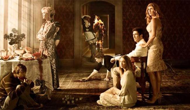 American Horror Story é uma série de terror e drama - Foto: Divulgação