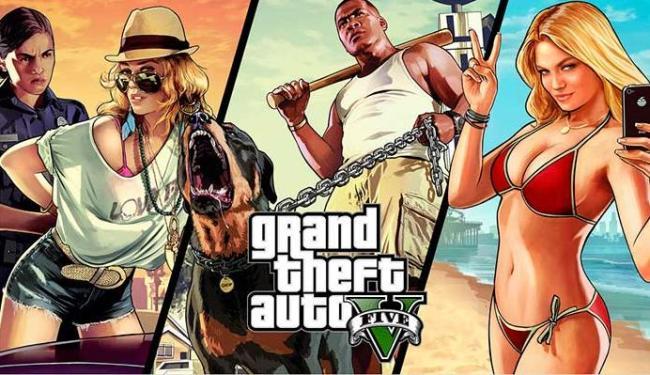 Game terá três protagonistas e chegará para PS3 e Xbox 360 - Foto: Divulgação