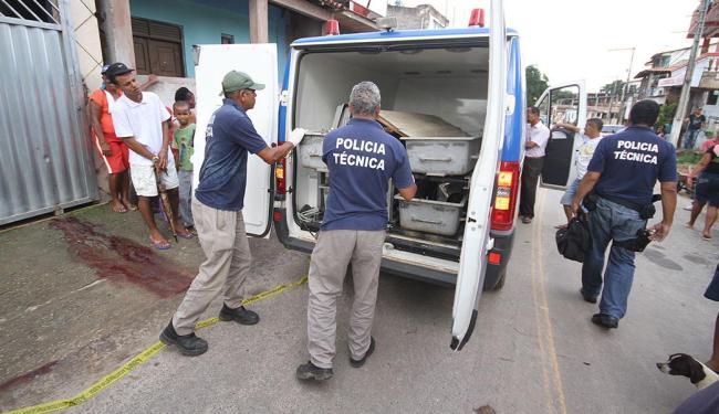 Crimes se sucedem na cidade baiana mais violenta do País - Foto: Diego Mascarenhas   Ag. A TARDE