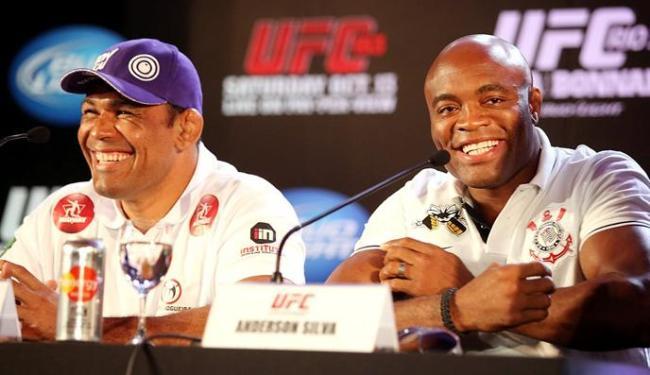 Minotauro foi superado pelo amigo Anderson Silva como brasileiro mais bem pago do UFC - Foto: Divulgação