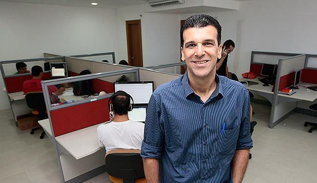Antonio César Mazzoni, da Agilize: 'O gestor pode controlar pendências fiscais de forma mais rápida' - Foto: Mila Cordeiro   Ag. A TARDE