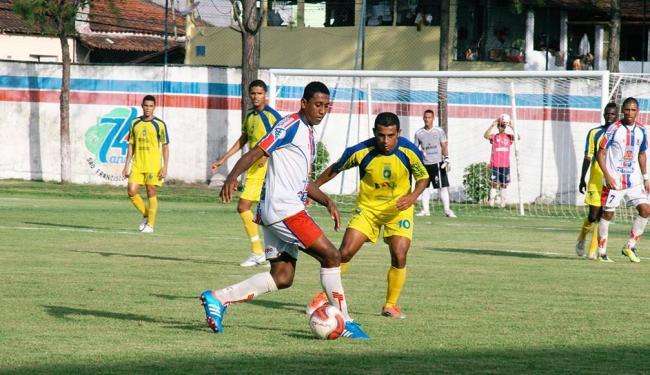 Seleção de São Francisco do Conde bateu Coaraci por 3 a 0 e foi campeã na edição 2012 - Foto: Carlos Santana | FBF | Divulgação