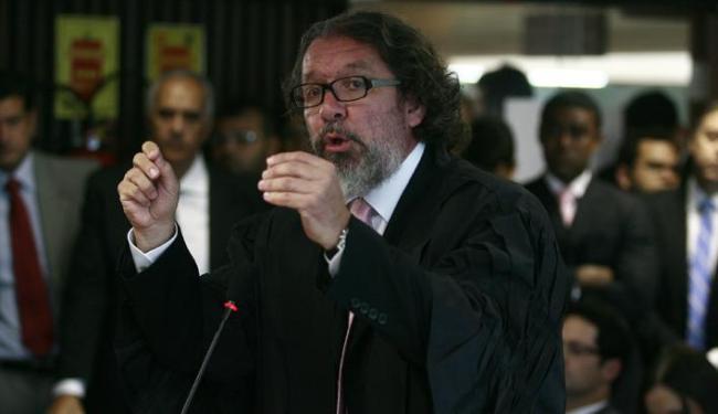 Kakay foi contratado por Marcelo Filho quando ainda era presidente do Bahia - Foto: Raul Spinassé / Ag. A TARDE