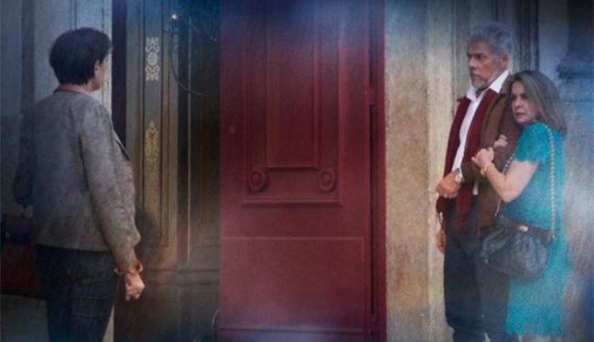 Saramandaia: Helena e Vitória fazem barraco em igreja - Foto: TV Globo | Divulgação