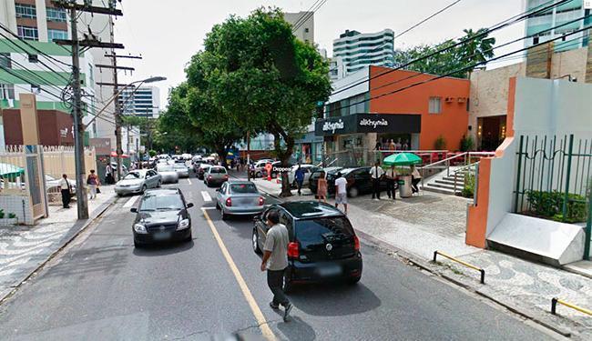 Estabelecimento assaltado fica na Avenida Euclides da Cunha - Foto: Reprodução | Google Street View