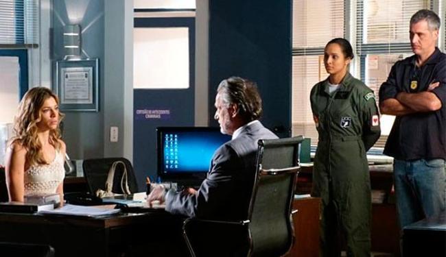Ester conta que foi ameaçada por Alberto e diz que ex-marido é culpado pelo acidente com Cassiano - Foto: TV Globo | Divulgação