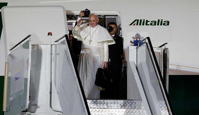 Papa criticou