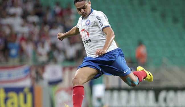 Para o volante Hélder, Bahia quer os seis pontos nos dois jogos em casa - Foto: Eduardo Martins | Ag. A Tarde