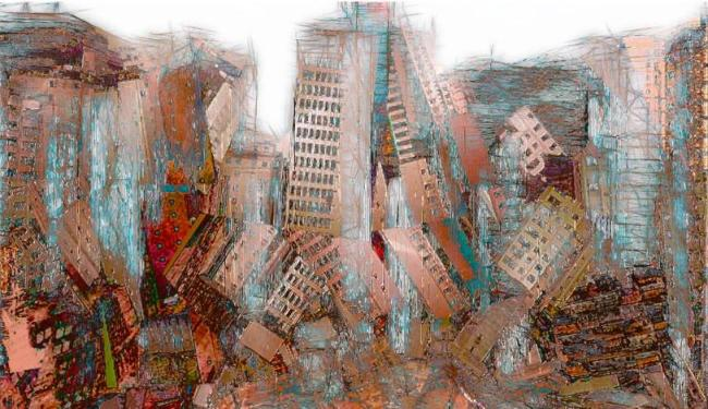 Obra do artista Henrique Antônio de Barros e Azevedo estará aberta para visitação a partir de terça - Foto: Reprodução
