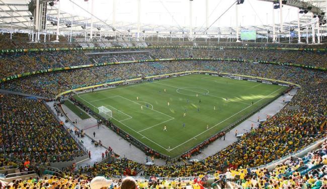 Estrutura e organização da Arena Fonte Nova foram elogiadas por torcedores - Foto: Fernando Amorim   Ag. A TARDE