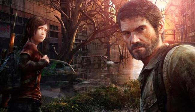 The Last of Us mostra uma dupla que deve combater zumbis em um mundo apocalíptico - Foto: Divulgação