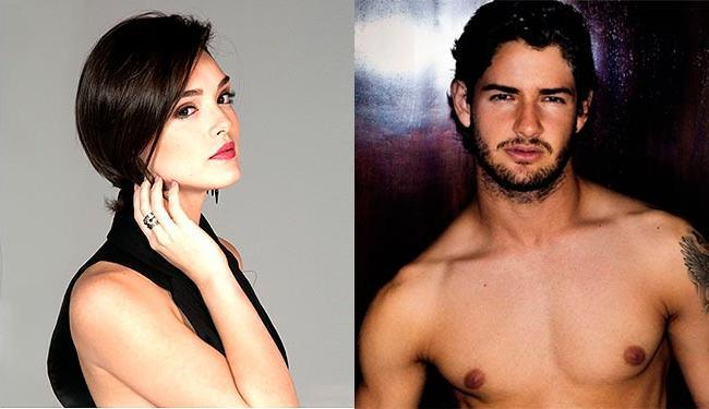 Romance entre o casal foi revelado pelo diretor Dennis Carvalho - Foto: TV Globo | Divulgação / Vogue | Divulgação