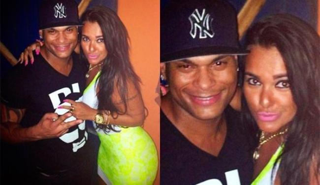 Kamyla afirma que já teve dez encontros com o cantor Tony Salles - Foto: Reprodução