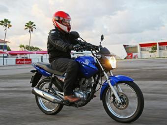 Honda renova linha CG - Foto: Divulgação Honda