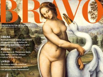 Capa da última edição da revista Bravo, em julho - Foto: Reprodução