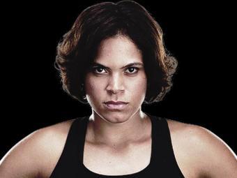 Amanda Nunes enfrenta a alemã Sheila Gaff no card preliminar do UFC Rio 4 neste sábado, 3 - Foto: Site do UFC / Divulgação