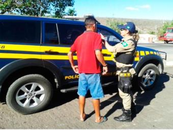 Ao todo, 24.966 pessoas foram fiscalizadas - Foto: Divulgação | PRF