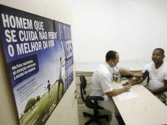 Proposta é prevenir, identificar e tratar doenças que atingem o sexo masculino - Foto: Raul Spinassé | Ag. A TARDE