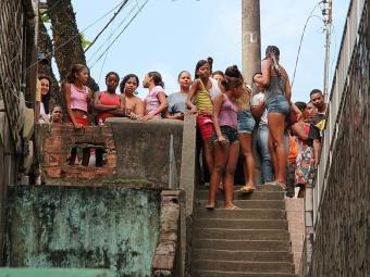 Duas escadarias serão reformadas - Foto: Joá Souza | Arquivo | Ag. A TARDE