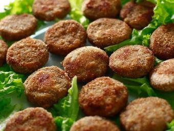 O hambúrguer é o resultado de anos de pesquisa - Foto: Agência Reuters