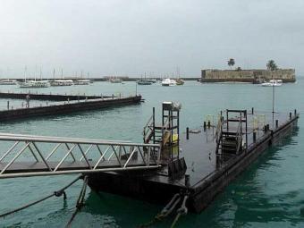 Embarcações voltam a operar a partir das 10h30 - Foto: Divulgação | Astramab