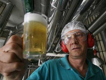 Mestre cervejeiro da Ambev - Foto: Haroldo Abrantes | Ag. A TARDE