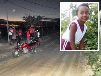 Kailane Oliveira Nunes tentava atravessar a rua quando foi atingida pelo veículo - Foto: Reprodução | Site Nossa Voz