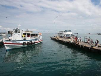 Atendimento será suspenso por conta da maré baixa - Foto: Mila Cordeiro | Arquivo | Ag. A TARDE