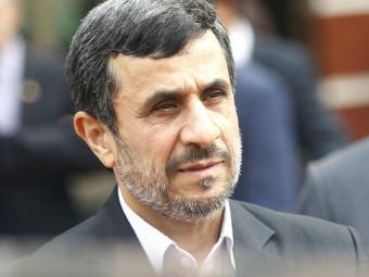 Ahmadinejad deixa a presidência com apenas 56 anos de idade - Foto: Reuters | Kham