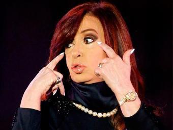 Cristina Kirchner não reconheceu a derrota - Foto: Agência Reuters