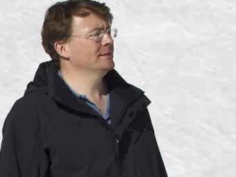 Johan Friso sofreu danos cerebrais após ter sido atingido por uma avalanche - Foto: Agência Reuters