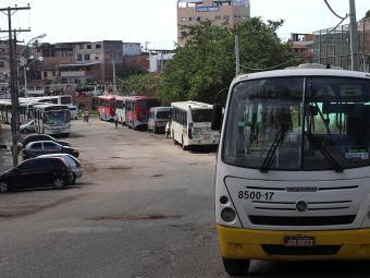 Percurso é encerrando em frente ao condomínio Arvoredo - Foto: Lúcio Távora | Ag. A TARDE