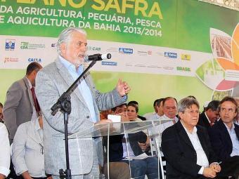 Governo também vai investir no crédito assistido a 33,5 mil deles, em 21 cadeias produtivas - Foto: Manu Dias | GOV-BA
