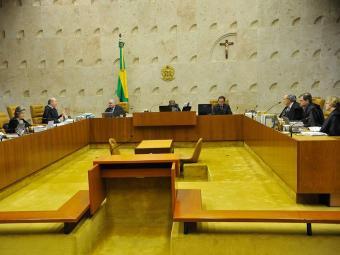 Plenário do STF julga recursos de condenados - Foto: Agência Brasil