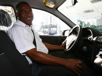 Jorge Ribeiro comprou um carro novo sem precisar recorrer ao financiamento - Foto: Fernando Amorim | Ag. A TARDE
