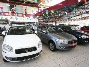 Concessionárias oferecem vantagens que tornam o veículo zero de 5% a 10% mais barato - Foto: Arestides Baptista | Ag. A TARDE