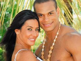 Scheila já perdoou o marido Tony Salles - Foto: Divulgação