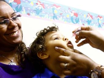Na campanha, serão oferecidas todas as vacinas do calendário básico infantil - Foto: Fernando Vivas | Ag. A TARDE
