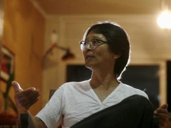 o pedagogo e educador Walter Takemoto, uma das muitas vozes do Movimento Passe Livre Salvador. - Foto: Raul Spinassé  Ag. A TARDE