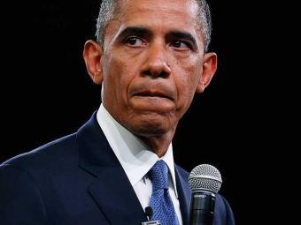 Obama não quis comentar muito sobre os conflitos no Egito - Foto: Agência Reuters