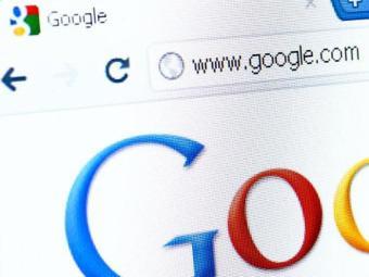 Tela do buscador Google - Foto: Reprodução