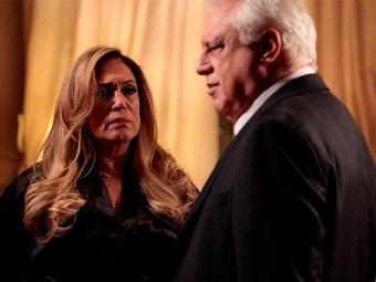 Pilar não acredita mais nas desculpas do marido - Foto: TV Globo   Divulgação