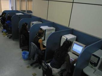 Ao todo, são oferecidas 40 vagas para operador de telemarketing - Foto: Fernando Vivas | Ag. A TARDE