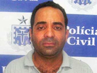 Jander foi capturado em uma sinaleira - Foto: Divulgação | Polícia Civil