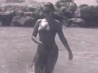 Imagens foram capturadas por ela mesma na sua passagem pelo Brasil em 2010 - Foto: Reprodução