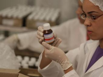 Tamiflu é o medicamento usado contra a gripe A - Foto: Carlos Roberto   Hoje Em Dia
