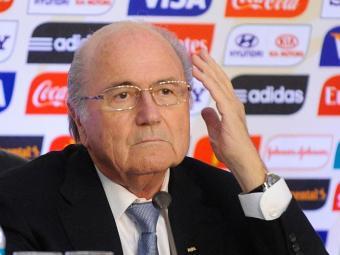 Blatter diz que Dilma não respondeu à sua carta - Foto: Agência Brasil